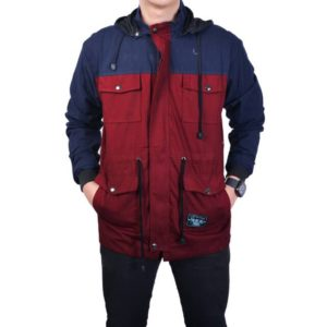 pembuatan jaket parka