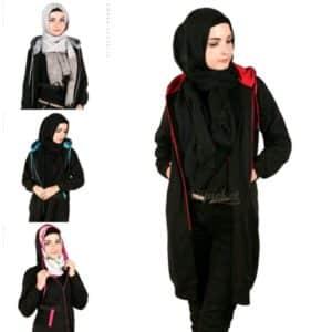 jaket untuk hijabers