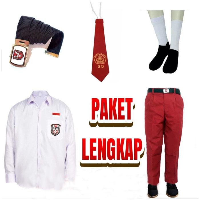 pembuatan seragam sekolah sd