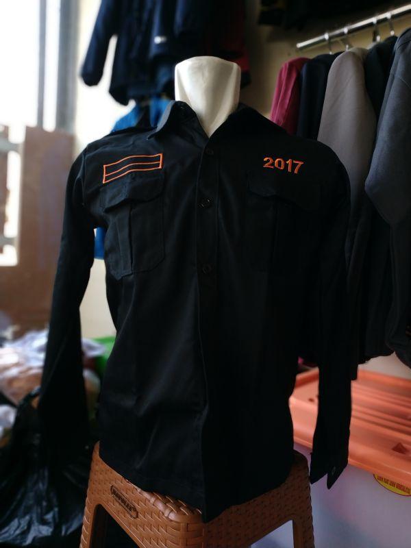 pembuatan seragam organisasi kampus